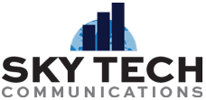 Sky Tech Communications Logo